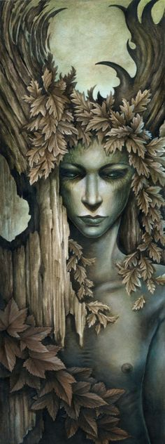 celtic-forest-faerie:{Dark Wood Elf} by {Markelli}
