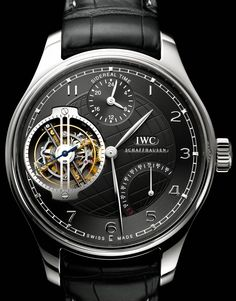 PORTUGUESE SIDERALE SCAFUSIA, IWC Timepieces and Luxury Watches on Presentwatch