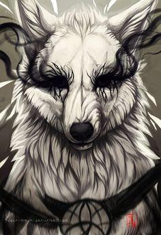 Shattering by wolf-minori.deviantart.com on @deviantART