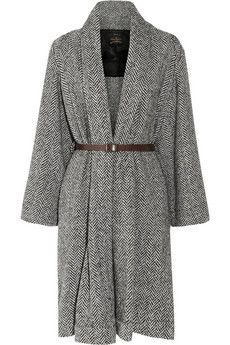 Vivienne Westwood Anglomania Classic Gainsborough wool-blend coat