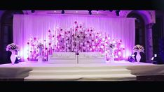 Amaraay : The Event Diaries Wedding reception stage ideas !