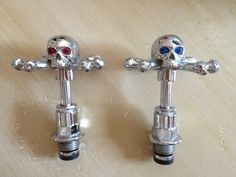 Stephen Eihorn #skull faucet inserts from Use.com