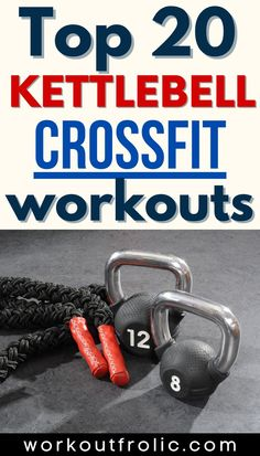 A fine list of 20 kettlebell crossfit workouts to try out at home or at the gym. #crossfitworkouts #crossfit #kettlebellworkout Functional Workouts, Kettlebell, At Home Workouts, Crossfit, Lose Weight, Gym, Health, Fitness, Health Care