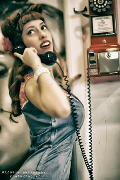 #pinup #vintage #candyrouge