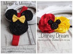 Sold  www.facebook.com/mandminthemirror #mickey #minnie #disney