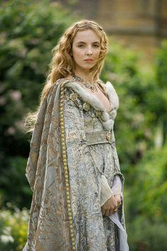 The White Princess- Jodie Comer as Princess Elizabeth of York