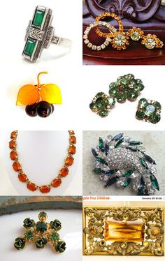 SOTW New Round Participants by Five Old Gals on Etsy--Pinned with TreasuryPin.com