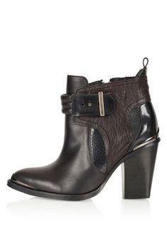 PROMISE Premium Cut Out Boots - Shoes - Sale  - Sale & Offers