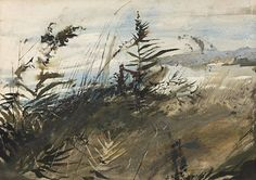 End of Storm, 1967 - Andrew Wyeth (1917–2009)