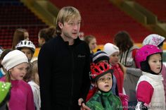 Gallery.ru / Фото #1 - Master class with Evgeni Plushenko 18.XII.2014 - dolceflute