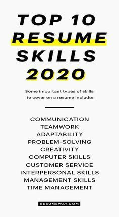 What are the best skills for a resume? Which skills do employers expect from great applicants? There is a constant growth of skilled professionals in the job market, skills to put on resume, skills on resume, resume help.