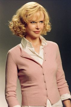 Nicole Kidman in Bewitched; Love all of her clothes