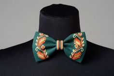 бабочка галстук вышивка - Поиск в Google