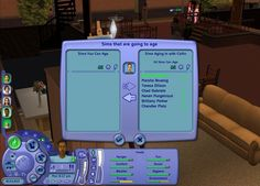 Age More Townies - AL Sims 2, Brittany, Age, Tools, Instruments, Bretagne