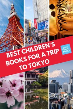 If you're traveling to Tokyo with kids (or just interested in learning more about the city) check out the best children's books for a trip to Tokyo.