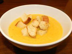 Рецепт на выходные: Суп-пюре из тыквы