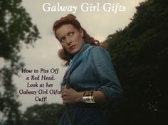 Galway Girl Gifts by GalwayGirlGifts Gold Bangles, Cuff Bracelets, Galway Girl, Irish Celtic, Girl Gifts, Redheads, Trending Outfits, Unique Jewelry, Etsy