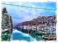 Lake @ Sleepy Hollow Hedgesville, WV Sleepy Hollow, Cabin Fever, West Virginia