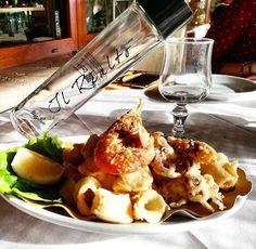 Buon appetito da @sergiogiallini al Ristorante Rialto di Montiano!