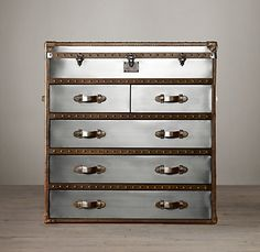 Trunks | Restoration Hardware