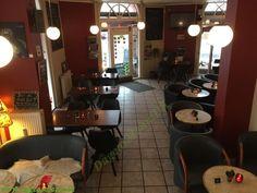 Se menukort. Bestil take away eller bord. Ring direkte til Cafe Fatamorgana København N og spar penge.