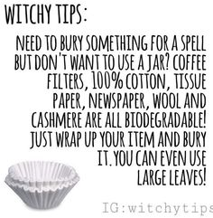 Zero-waste Witchy Tips: Burying Spell Remains Magick Spells, Wiccan Witch, Wicca Witchcraft, Tarot, Paz Mental, Witchcraft For Beginners, Baby Witch, Eclectic Witch, Witch Spell