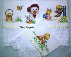 Gallery.ru / Фото #89 - 2014 - ergoxeiro Cross Stitching, Cross Stitch Embroidery, Cross Stitch Baby, Plastic Canvas, Hobbies And Crafts, Teddy Bear, Sewing, Crochet, Mavis