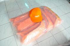 ขอขอบคุณลูกค้า KMITL ที่สั่งผลิตหมวกกับเราจำนวน 155 ใบ ตอนนี้กำลังอยู่ช่วงดำเนินการส่งค่ะ
