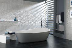 Bathroom   Porcelanosa wall tile