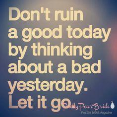 {Motivation Monday} Let It Go   Pretty Pear Bride   http://prettypearbride.com/motivation-monday-let-it-go/