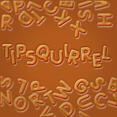Create Alphabet Soup type text with this step by step video tutorial, there's even a free action to save you time!