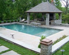 Swimming Pool & Pavilion