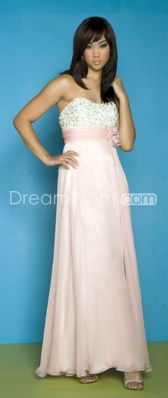 Column or Sheath Beautiuful Chiffon Prom Dress 75643A