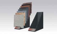 tile display stands - Google Search