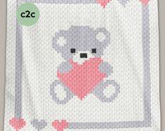 Corner To Corner Crochet C2c Missknitness