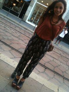 Caterina, #street fashion #walkinfashion #streetstyle #streetpics #fashion #moda #print