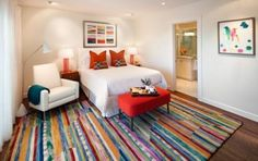 fonte: http://www.houzz.com/photos/13379963/Colorful-Modern-Viewpoint-traditional-bedroom-santa-barbara