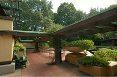 Frank Lloyd Wright's Famous Coonley House Officially Returns With $2.1M Ask - Wright Stuff - Curbed Chicago