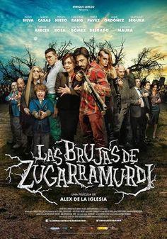 Las brujas de Zugarramurdi [ [Vídeo] / dirección, Álex de la Iglesia ; guión, Álex de la Iglesia ; Jorge Guerricaechevarría ; música, Joan Valent Capella ; director de fotografía, Kiko de la Rica IMPRINT [Madrid] : Enrique Cerezo Producciones Cinematográficas, D.L. 2013 http://fama.us.es/record=b2590496~S5  Las brujas de Zugarramurdi