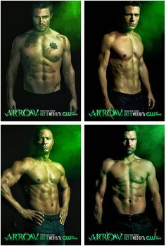 Arrow - yeah I don't watch Arrow to see Stephen Amell or Colton Haynes awesometotallysexxyshirtlessbodies I watch it for the Olicity moments and the fight scenes.okay maybe for the shirtless moments too! Team Arrow, Arrow Tv, Arrow Cast, Robinson Crusoe, The Flash, Robie Amell, The Cw, Oliver Queen Arrow, Dramas