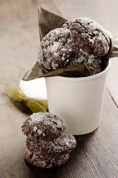 Paula Deen Network! Chocolate Gooey Butter Cookies http://www.pauladeen.com/chocolate-gooey-butter-cookies