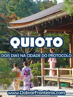 Não foi difícil escolher Quioto como destino prioritário no Japão. Templos de ouro, Gueixas ao virar da esquina, sorrisos no rosto. Isto é Quioto!