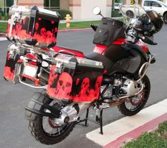 Interested in a motorcycle wrap? Request a quote today and avail of our motorcycle wrap! Street Motorcycles, Cars And Motorcycles, Klr 650, Bavarian Motor Works, Motorcycle Accessories, Atv, Mountain Biking, Motorbikes, Touring