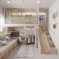 Bed For Girls Room, Cool Kids Bedrooms, Kids Bedroom Designs, Room Design Bedroom, Room Ideas Bedroom, Home Room Design, Kids Room Design, Awesome Bedrooms, Cool Rooms