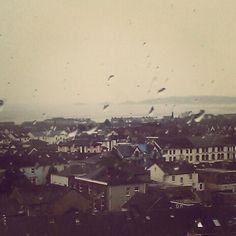 "@hazel_pugh's photo: ""#Rainydays in the #uglylovelytown"""