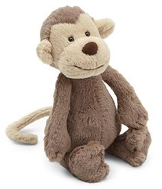 The Jellycat Monkey for Children of all ages | WebNuggetz.com