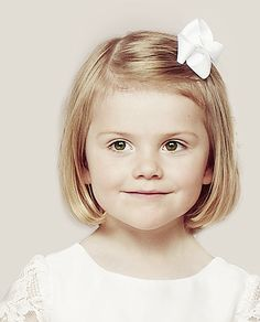 Princess Estelle of Sweden ♔.
