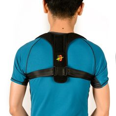 upper back posture corrector , with a support bar at the back place , the velcro pad at the upper back place can moved .OEM logo, OEM package is accepted Shoulder Posture Corrector, Posture Corrector For Men, News Design, Sling Backpack, Oem, Fashion, Moda, Fashion Styles, Fashion Illustrations