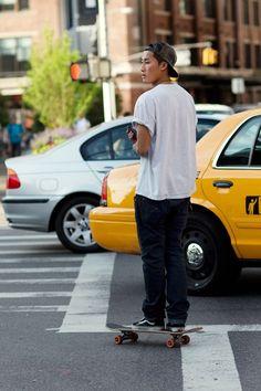 NYC Skate Scene