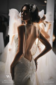 Galia Lahav covered by Wedded Wonderland
